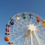 В Барнауле на площади Сахарова откроют Луна-парк