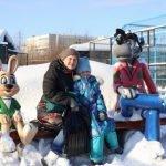 Барнаульский зоопарк исполнил желание маленькой девочки из села Мамонтово (фото)