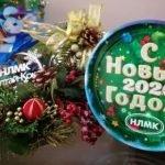 Алтай-Кокс подготовил для детей Заринска новогодние подарки