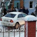 Водитель на большой скорости насмерть сбил пенсионерку в Барнауле