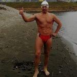 Барнаульский морж попал в книгу рекордов Гиннесса