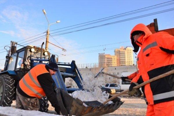 Прокуратуру не устраивает качество уборки снега в Алтайском крае