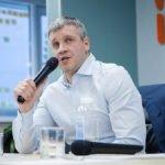 Вице-губернатор Иркутской области Дмитрий Чернышов уходит с поста