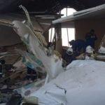 Названо количество выживших при крушении самолета в Казахстане