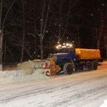 Барнаульским дорожникам понадобится неделя, чтобы вывезти снег с улиц