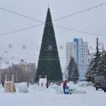 Городские ёлки откроются в Барнауле 28 декабря