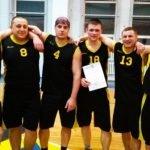 Спартакиада в «Алтай-Коксе» определила лучших баскетболистов