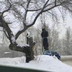 В Бийске мешок с мусором приняли за труп
