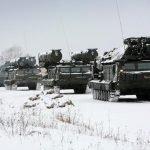 19 декабря дважды перекроют трассы из-за перегона военной техники