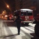 В Барнауле горела 18-этажка с газовой котельной. Эвакуировали больше 70 человек