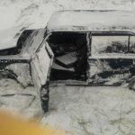 На алтайской трассе разбились насмерть четверо полицейских