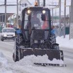 Сугробы иколеи нашла прокуратура, когда проверяла качество уборки снега вБарнауле