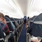 Пассажира на рейсе в Новосибирск примотали скотчем до посадки в Толмачево