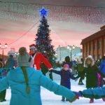 В субботу на Мало-Тобольской откроют снежный городок!