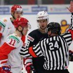 Сборная России уступила команде США на молодежном чемпионате мира по хоккею