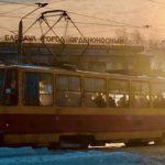 Барнаульцев предупредили о перебоях в работе электротранспорта из-за старых трамваев