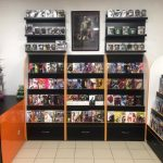 Приходи на открытие нового магазина комиксов и фигурок Geek Joy