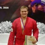 Бийский самбист взял бронзу на молодежном первенстве России