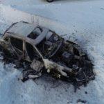 Двойное убийство: двух погибших обнаружили в сгоревшей машине у Затона