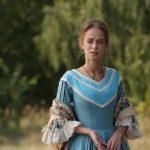 Главная героиня сериала «Крепостная» купила платье в Барнауле