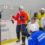 Хоккеисты «Динамо-Алтай» отдохнули иначали подготовку крешающим матчам