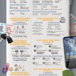 Гаджеты, трудовые книжки и тесты на права: самые важные законы 2020 года. Инфографика