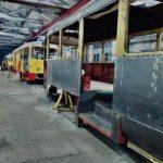 """""""Горэлектротранс"""" готовит к выпуску на линию 3-й модернизированный трамвай"""