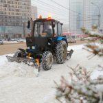 В мэрии Новосибирска назвали улицы, которые в ближайшее время очистят от снега