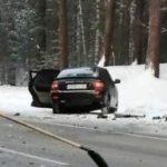 Очевидцы: человек погиб в результате ДТП на трассе Барнаул – Бийск