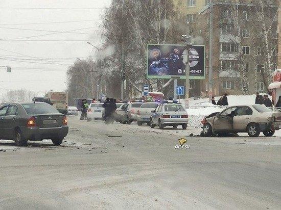 Пьяный лихач из Алтайского края устроил коллапс на дрогах Новосибирска