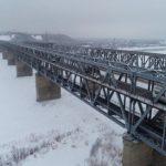 В Барнауле закрывают Старый мост до 2021 года