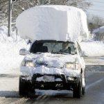 Барнаульский полигон ТБО примет лишний снег у горожан