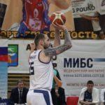 Барнаульский «АлтайБаскет» в овертайме вырвал победу у лидера лиги