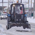 Мэрия Барнаула рапортует орекордных объемах вывезенного снега
