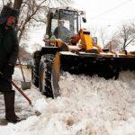 Жители Старой Борзовки бьют тревогу или снежный бунт