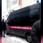 В центре Новосибирска застрелен бизнесмен