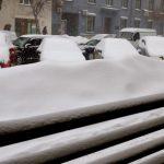В Новосибирске ввели режим ЧС из-за погодных условий
