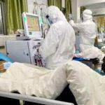 Число жертв нового коронавируса перевалило за сотню