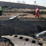 Обнаружены черные ящики разбившегося в Иране украинского самолета