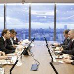 Андрей Травников и Денис Мантуров обсудили итоги работы промышленного комплекса Новосибирской области