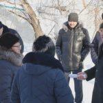 Жильцы разрушающегося дома в Барнауле согласились на переезд