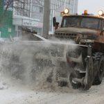 Барнаул приходит в себя и освобождается от заносов после аномальных снегопадов