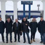 Представители московского «Динамо» посетили Барнаул