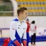 Алтайский конькобежец завоевал бронзу на этапе Кубка мира