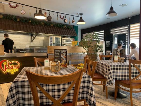 В Барнауле открылся итальянский ресторан Prima Pasta