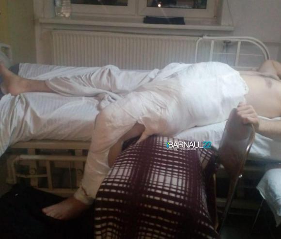 Мать не может добиться наказания для алтайского фермера, который стрелял в ее сына