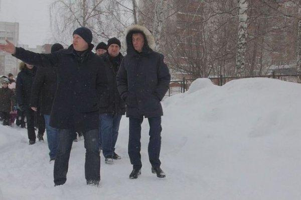 Новый мэр Барнаула Вячеслав Франк займется озеленением города