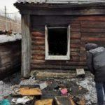 Утренний пожар на Анатолия унес жизни двух человек