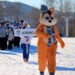 Зимнюю Олимпиаду городов Алтая перенесли из-за резкого потепления