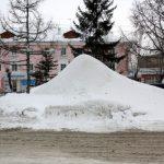 Житель Камня-на- Оби погиб под снежным завалом